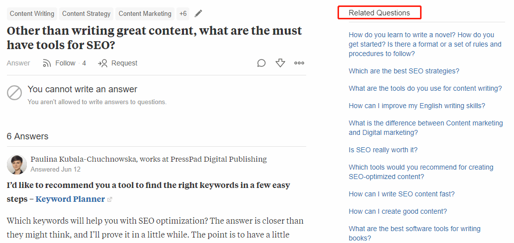 How-to-increase-traffic-on-a-website-with-Quora-content-inspiration
