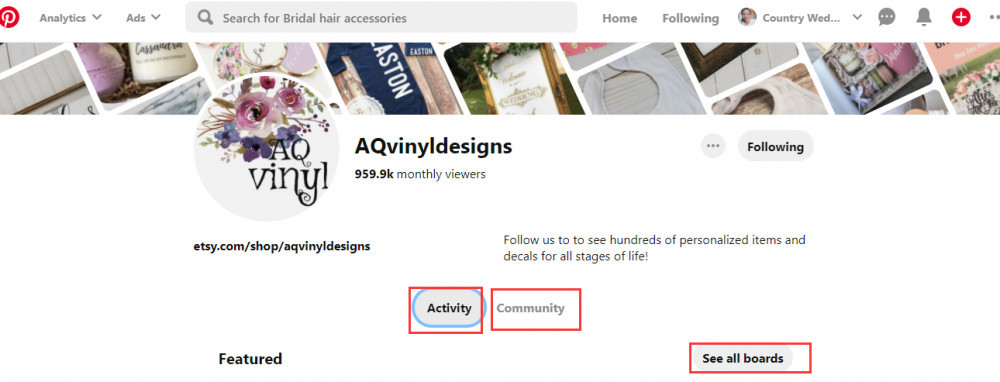 10 hack secrets to get more followers on Pinterest see all boards